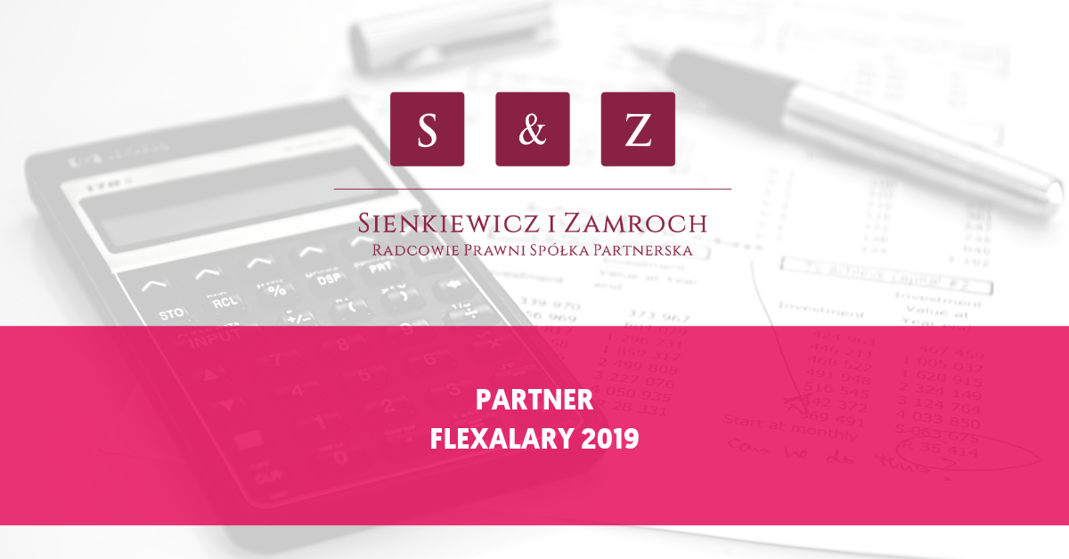 KSZ PARTNER FLEXALARY 2019